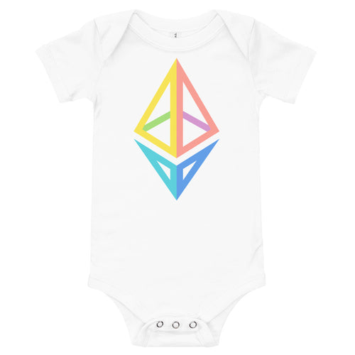 Ethereum Diamond Onesie