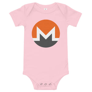 Monero Cotton Onesie