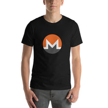 Load image into Gallery viewer, Monero Logo Unisex T-Shirt