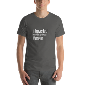 Monero Introvert