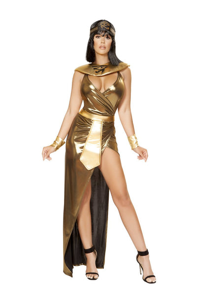 womens costume, RM4876 - 4pc Cleopatra of the Nile Costume - Lavender's Dream