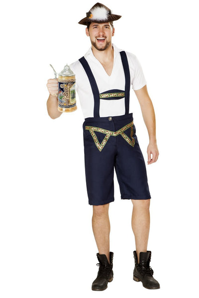 men's costume, RM4885 - 3pc Oktoberfest Beer Bud Costume - Lavender's Dream