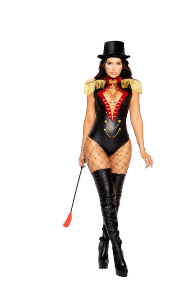 womens costume, RM4976 - 2pc Beauty Ringmaster Women's Costume - Lavender's Dream