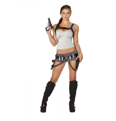 womens costume, RM4492 5pc Treasure Huntress - Lavender's Dream