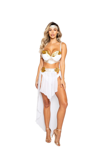 womens costume, RM5000 - 4pc Greek Goddess Women's Costume - Lavender's Dream
