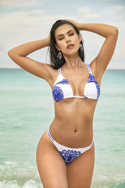bikini set, MP6565 - Two Piece Swimsuit - Lavender's Dream