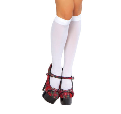 stockings, RMSTC202 Knee High Stockings - Lavender's Dream