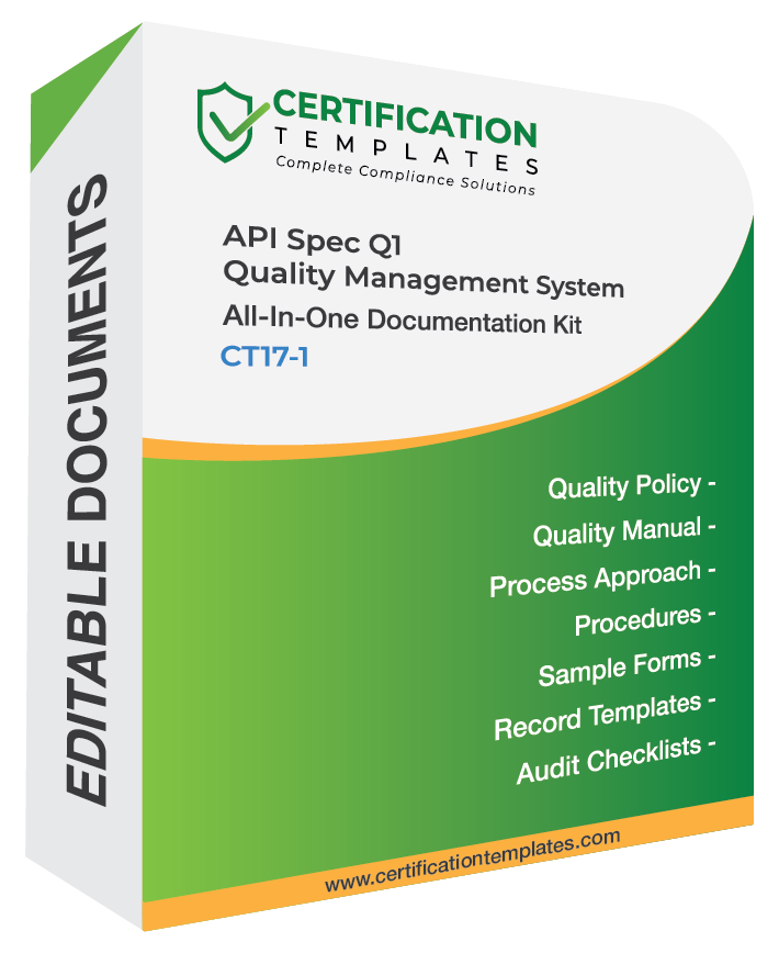 API Spec Q1 Documentation Kit
