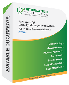 API Spec Q2 Documentation Kit