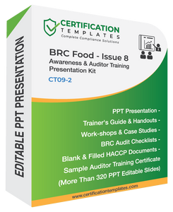 BRC Food Awareness Training