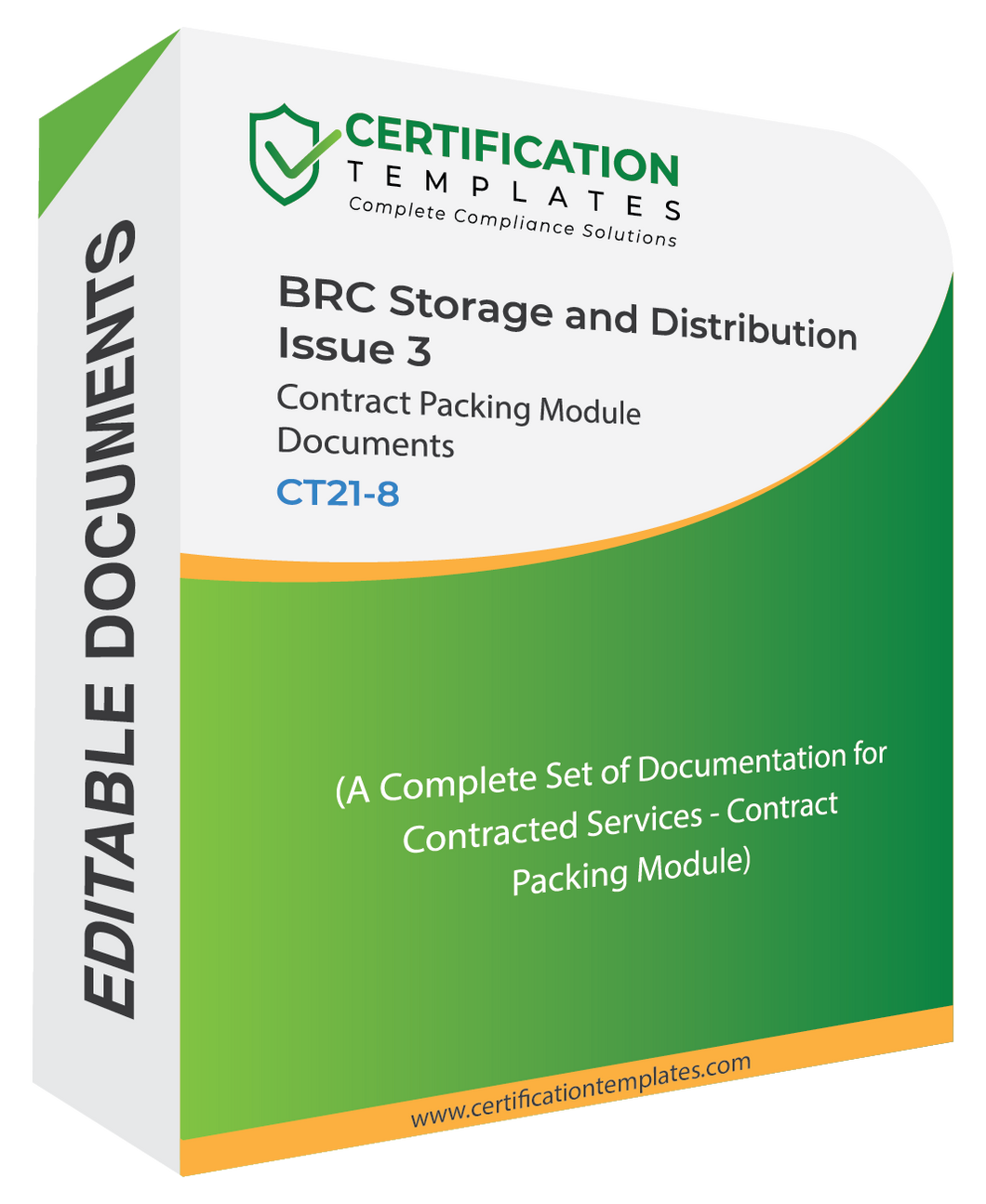 BRC S&D Contract Packing
