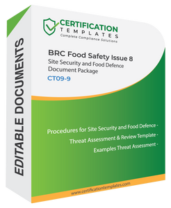 BRC Site Security & Food Defence