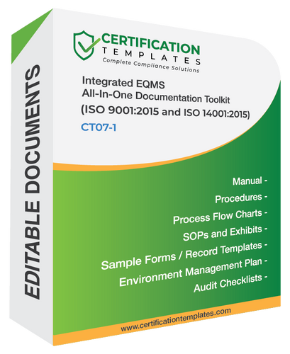 EQMS Documention Kit