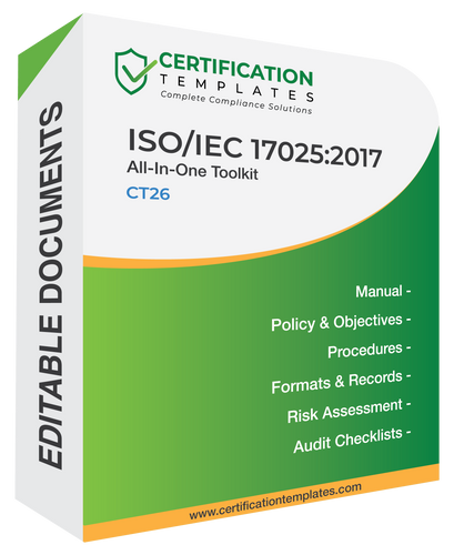 ISO 17025 Toolkit
