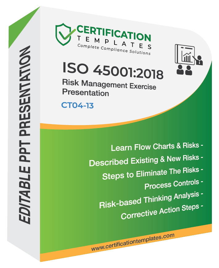 ISO 45001 Risk Management Training