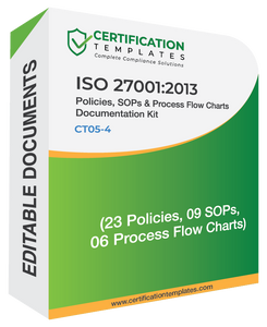 ISO 27001 SOP Document