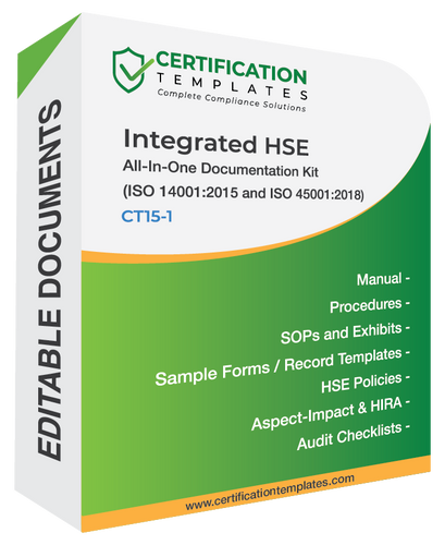 Integrated HSE Documentation Kit