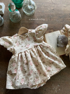 Rosemary Bonnet Suit  * Preorder
