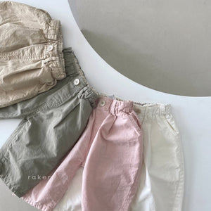 Fondant Color Matching Pants * Preorder