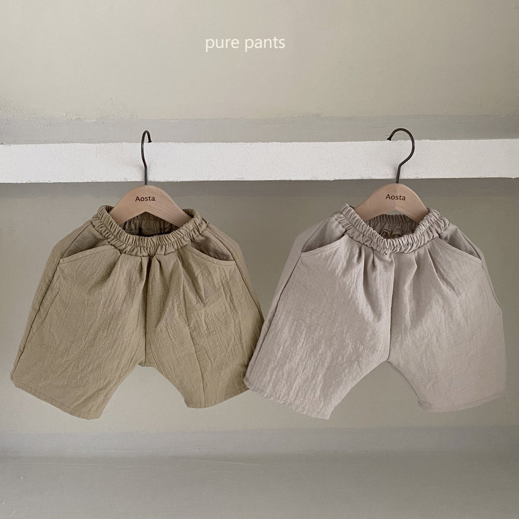 BABE & KIDS - Maple Pants *preorder