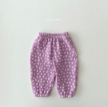 Load image into Gallery viewer, Dailybebe Sunflower Pants * stock
