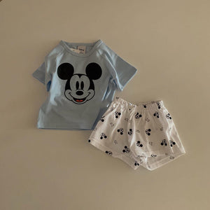 Disney kids summer set*preorder