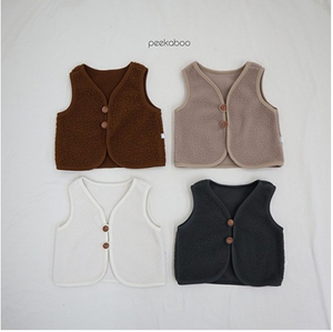 Babe and Kids Peekabo Vest * Preorder