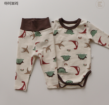 Load image into Gallery viewer, Dino Peekabo Bodysuit * Preorder