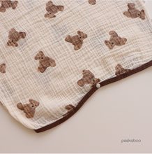 Load image into Gallery viewer, Teddy Bear Sleeping Bag * Preorder