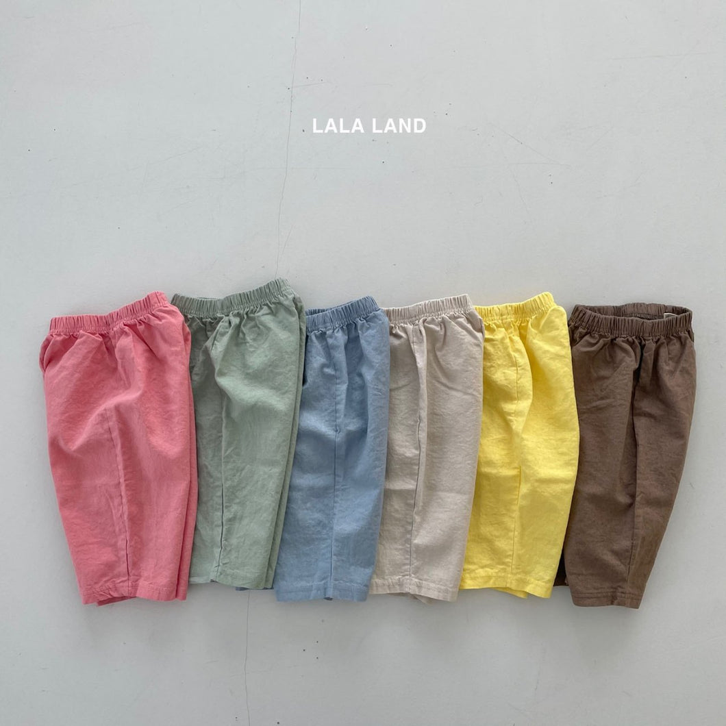 Lara summer pants * Preorder