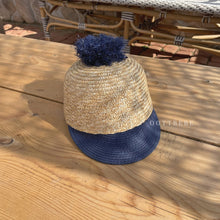 Load image into Gallery viewer, Bell straw hat *Preorder
