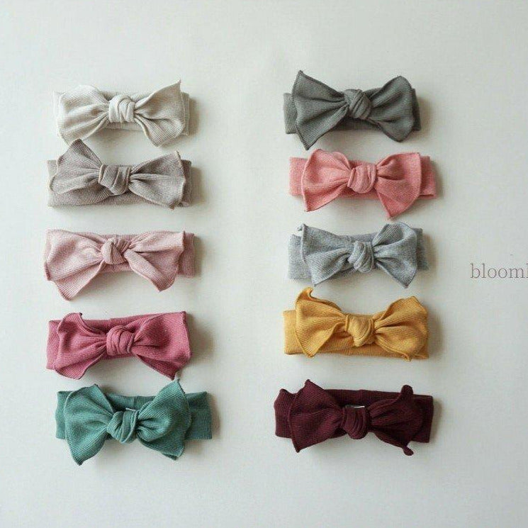 Bloom head bow  *preorder