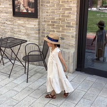 Load image into Gallery viewer, Summer Celine Frill Dress (Mom/Daughter)