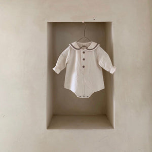 Cream Sailor Suit