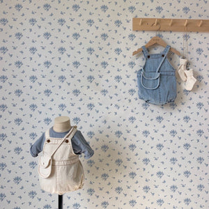 Petite Denim Suit (with mini purse)