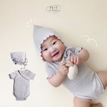 Load image into Gallery viewer, Fairy Romper + Bonnet  * Preorder