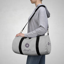Load image into Gallery viewer, Dosy7® Light Gray Duffel Bag