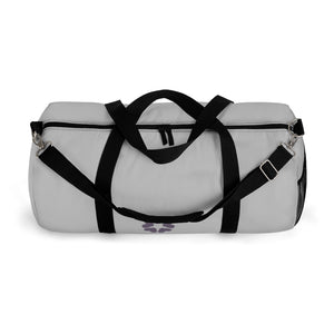 Dosy7® Light Gray Duffel Bag