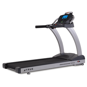 TRUE Fitness Performance 100 Treadmill back-side