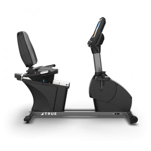 TRUE Fitness C400 Commercial Recumbent Bike side