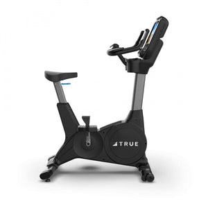 TRUE Fitness C400 Commercial Upright Bike side