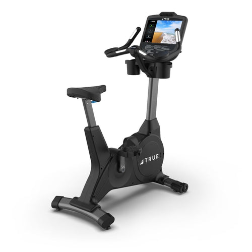 TRUE Fitness C400 Commercial Upright Bike