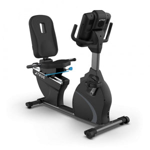 TRUE Fitness C900 Commercial Recumbent Bike front