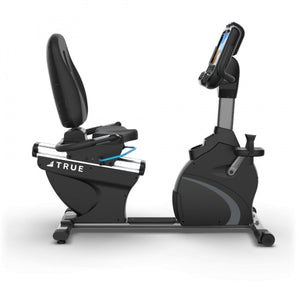 TRUE Fitness C900 Commercial Recumbent Bike side