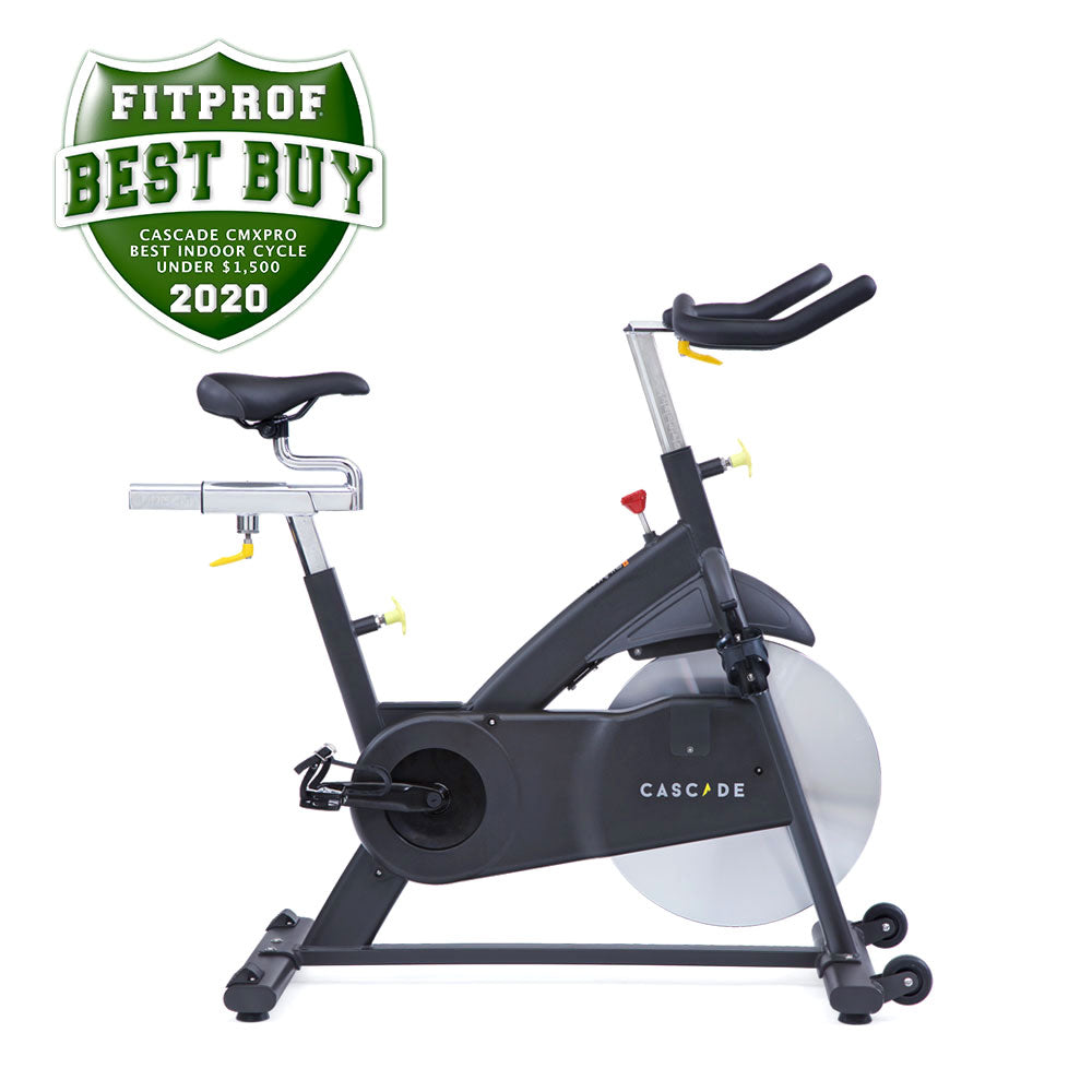 Cascade CMXPro Exercise Bike is FitProf Best Buy 2020