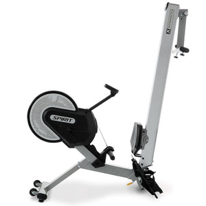 Spirit Fitness XRW600 Rower folded