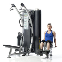 Load image into Gallery viewer, TuffStuff Dual Stack Functional Trainer (HTX-2000) legs