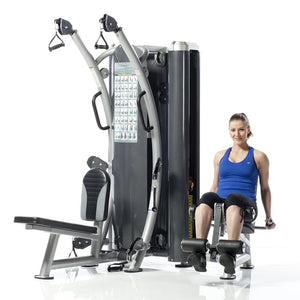 TuffStuff Dual Stack Functional Trainer (HTX-2000) legs