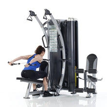 Load image into Gallery viewer, TuffStuff Dual Stack Functional Trainer (HTX-2000) back
