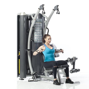 TuffStuff Dual Stack Functional Trainer (HTX-2000) chest